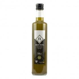 Supremo - Nuestro - Picual - Sin Filtrar - Botella 500 ml