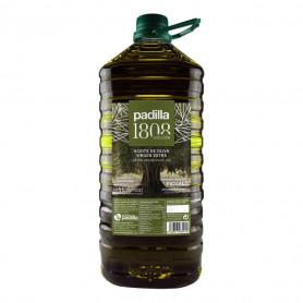 Padilla 1808 Selección - Picual - 3 Garrafas 5 L