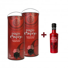 Pago de Espejo - Picual - 2 Bag in Tube 3 L + Botella 250ml Gratis