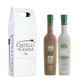 Castillo de Canena - Estuche Cartón Biodinámico - 2 Botellas 500 ml