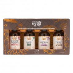 Castillo de Canena - Estuche - Arbequina & World - 4 Botellas 100 ml