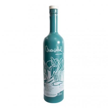 Buensalud - Selección - Frantoio - Botella 500 ml