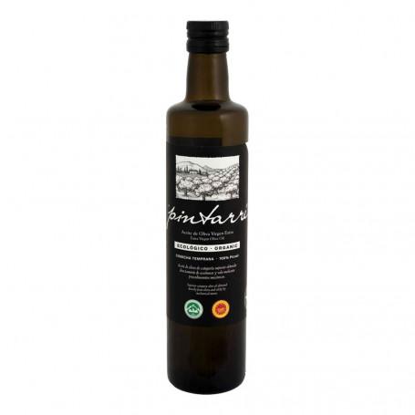 Pintarré - Ecológico - Envero - Picual - Botella 500 ml