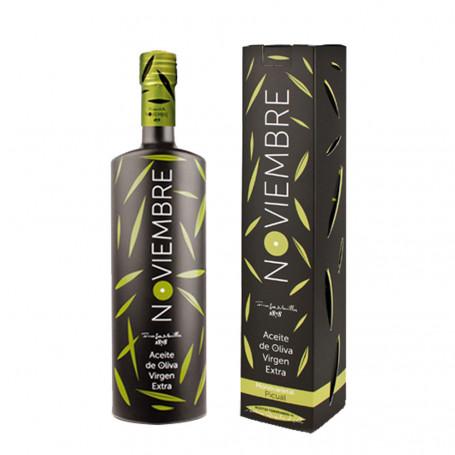 Finca las Manillas - Noviembre - Picual - Botella 500 ml