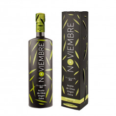 Finca las Manillas - Noviembre - Picual - Estuche Botella 500 ml