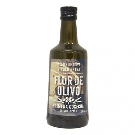 Monteolivo - FlordeOlivo - Primera Cosecha - Coupage - 6 Botellas 500 ml