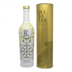 Olibaeza - Patrimonio Dorado - Picual - Estuche Botella 500 ml
