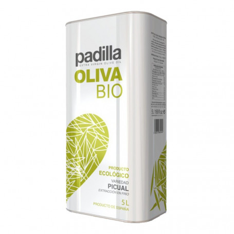 Padilla Bio - Ecológico - Picual - Lata 5 L