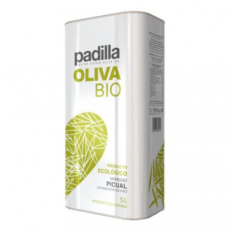 Padilla Bio - Ecológico - Picual - 2 Latas 5 L
