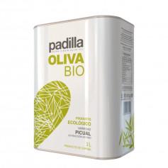 Padilla Bio - Ecológico - Picual - 4 Latas 3 L