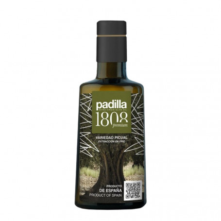 Padilla 1808 Premium - Picual - 20 Botellas 250 ml