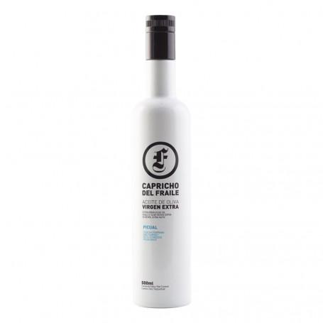 Capricho del Fraile - Picual - 12 Botellas 500 ml