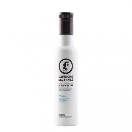 Capricho del Fraile - Picual - 12 Botellas 250 ml