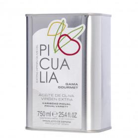 Picualia - Gourmet - Picual - 8 Latas 750ml
