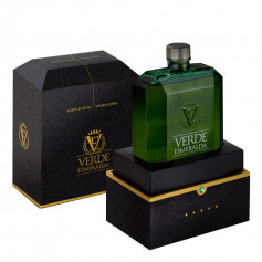 Verde Esmeralda - Luxury - Picual - Estuche Botella 500 ml