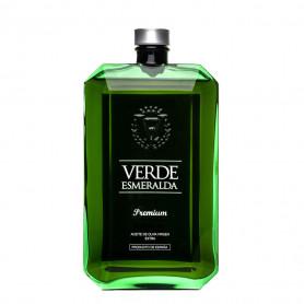Verde Esmeralda - Premium - Picual - Botella 500 ml
