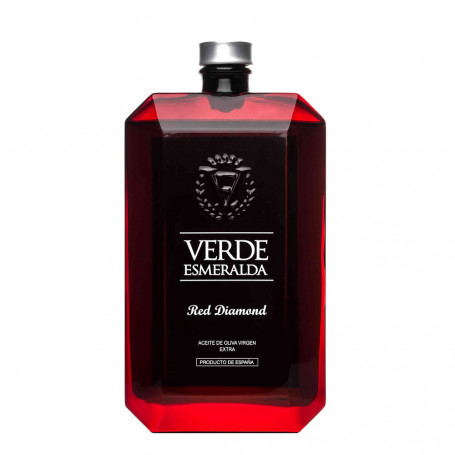Verde Esmeralda - Red Diamond - Royal - Botella 500 ml