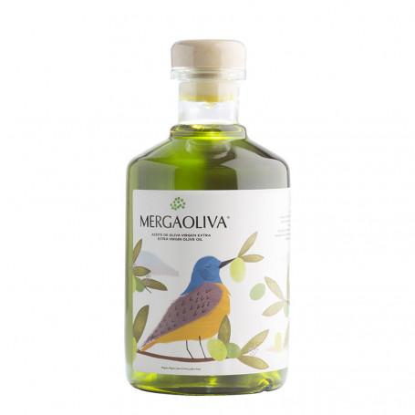 Mergaoliva - Primer día de cosecha - Picual - 5 Botellas 700 ml
