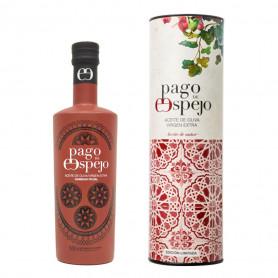 Pago de Espejo - Picual - Estuche Botella 500 ml