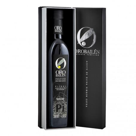 Oro Bailén - Reserva Familiar - Picual - 12 Estuches Botella 500 ml