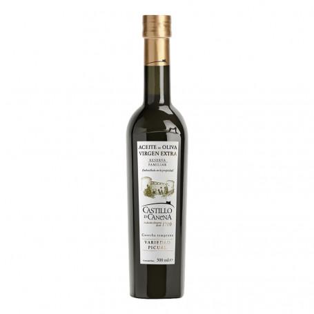 Castillo de Canena - Reserva Familiar - Picual - Botella 500 ml