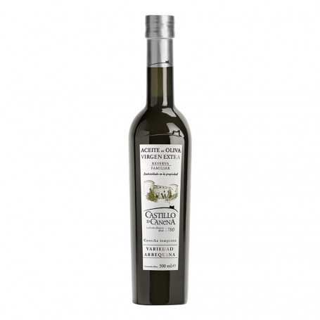 Castillo de Canena - Reserva Familiar - Arbequina - Botella 500 ml