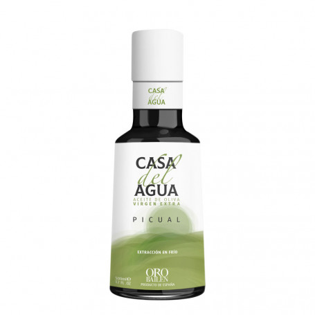 Casa del Agua - Picual - 12 Botellas 500 ml