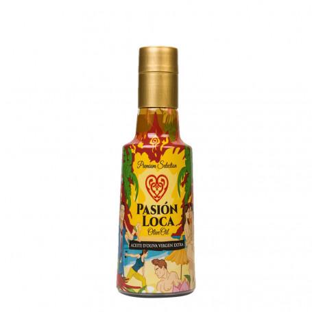 Pasión Loca Desmesurada - Picual - 12 Botellas 250 ml