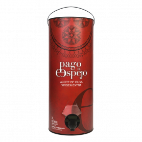 Pago de Espejo - Picual - 4 Bag in Tube de 3 L
