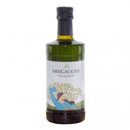 Mergaoliva - Alba - Picual - 6 botellas 500 ml