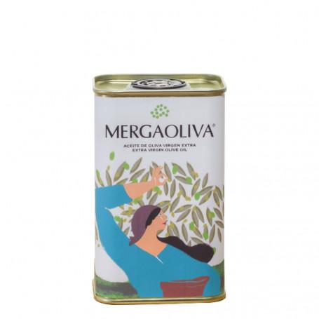 Mergaoliva - Alba - Picual - 50 latas 250 ml