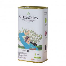 Mergaoliva - Alba - Picual - 11 Latas 1 L