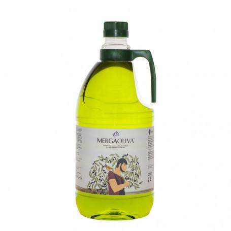 Mergaoliva - Érebo - Picual - Garrafa 2 L