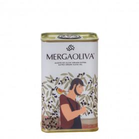 Mergaoliva - Érebo - Picual - 50 Latas 250 ml