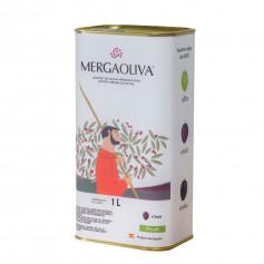 Mergaoliva - Cenit - Picual - Lata 1 L