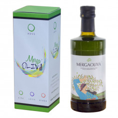 Mergaoliva - Alba - Picual - 6 Estuches Botella 500 ml