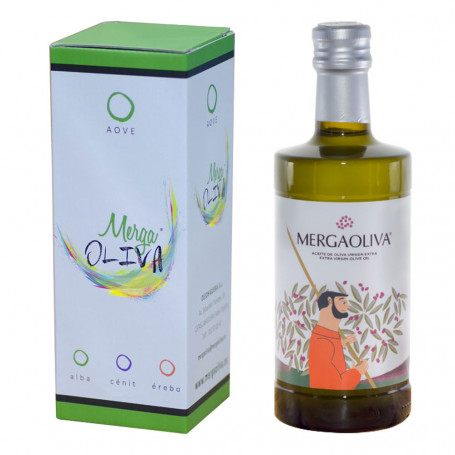 Mergaoliva - Cenit - Picual - 6 Estuches Botella 500 ml