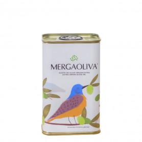 Mergaoliva - Primer día de cosecha - Picual - 50 Latas 250 ml