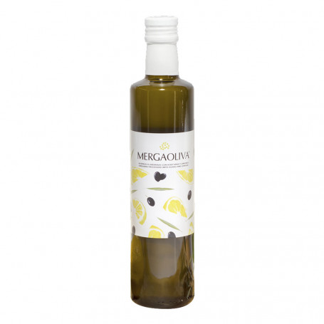 Mergaoliva - Balsámico Limón - Botella 500 ml