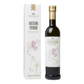 Nobleza del Sur - Arbequina Premium - Arbequina - 6 Estuches Botella 500 ml