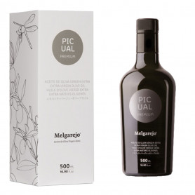 Melgarejo - Picual - Estuche Botella 500 ml