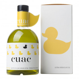 Cuac - Picual - 8 Botellas 500 ml