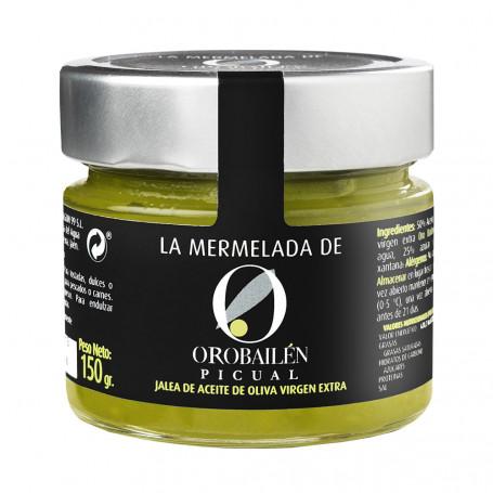 Oro Bailén - Picual - Mermelada
