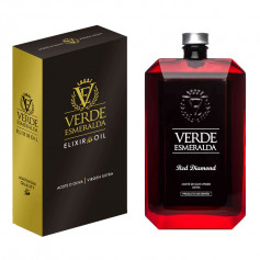 Verde Esmeralda - Red Diamond - Royal - Estuche Botella 500 ml