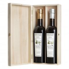 Castillo de Canena - Estuche Pino Reserva Familiar - 2 Botellas 500 ml