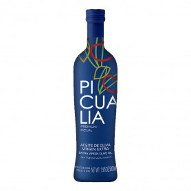 Picualia - Premium - Picual - 6 Botellas 500 ml