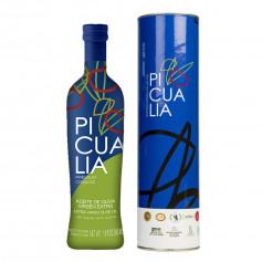 Picualia - Premium - Frantoio - Estuche Botella 500 ml