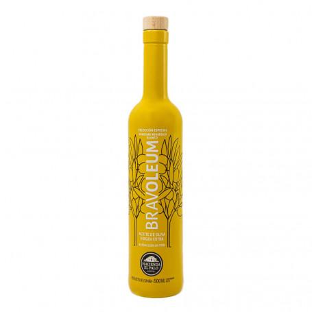Bravoleum - Nevadillo Blanco - Botella 500 ml