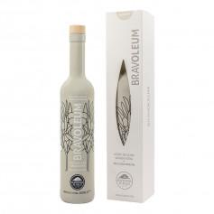 Bravoleum - Arbequina - Estuche Botella 500 ml