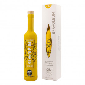Bravoleum - Nevadillo Blanco - Estuche Botella 500 ml